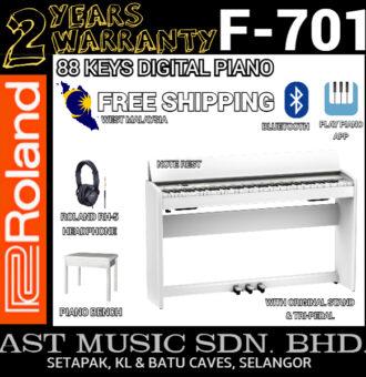 ROLAND F701 WHITE